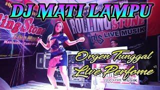 MATI LAMPU REMIX ORGEN TUNGGAL KN7000 | The best of dangdut live | FADLI VADDERO
