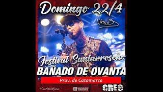 Ulises Bueno - Bañado de Ovanta (Catamarca)   22/04/18