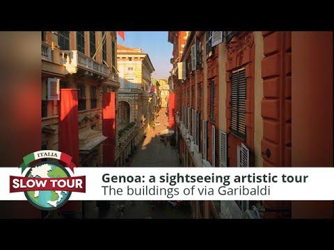 Genoa: a sightseeing artistic walk | Italia Slow Tour