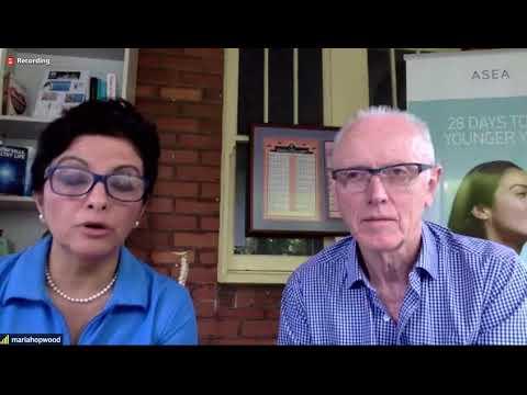 ASEA.COLOMBIA DOCTOR CALLAN MEDICO QUIROPRACTICO DE AUSTRALIA PREGUNTA AL DOCTOR GARY LEE SAMUELSON
