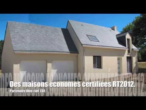 maisons le masson constructeur de maison rouen 76 en seine maritime youtube. Black Bedroom Furniture Sets. Home Design Ideas