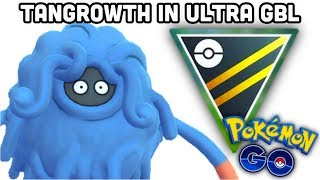 Tangrowth gets boosted in Ultra GO Battle League Pokemon GO | Tanky grass type