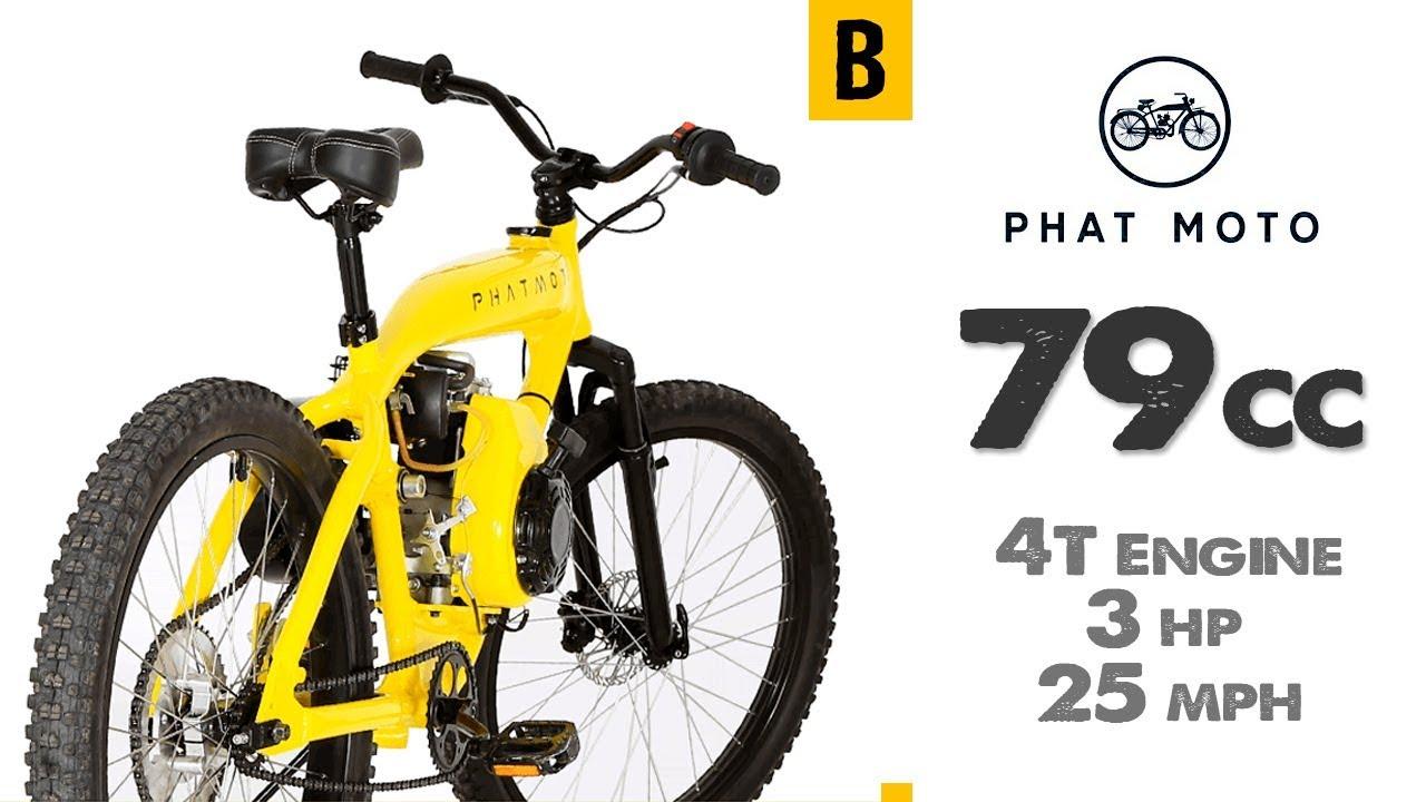 PhatMoto Gas Bike