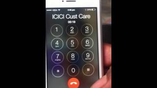 ICICI Bank customer care not working