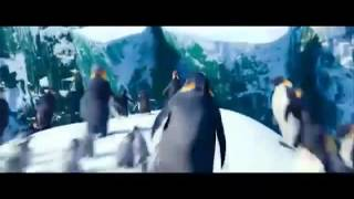 Happy feet 2 - Under pressure song with Lyrics