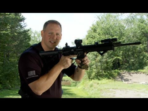 AR-15 Administrative Load and Unload: Modern Sporting Rifle Tip - Modern Defensive Training Systems