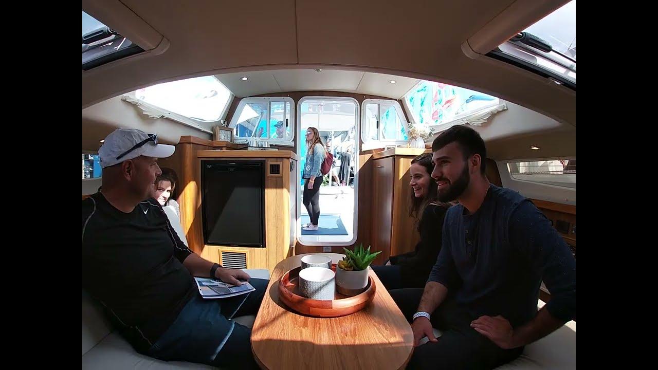 Annapolis Boat Show 2020.2020 Gemini Legacy Boat Tour Annapolis Boat Show 2020 Gemini Catamaran Tour