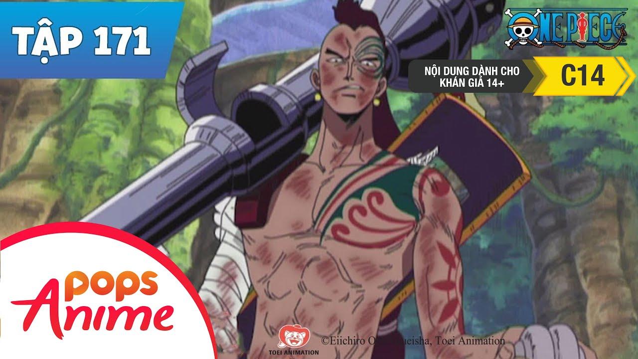 One Piece Tập 171 – Brun Bazooka Vang Dội! – Luffy Và Thủ Lĩnh Wiper – Phim Hoạt Hình