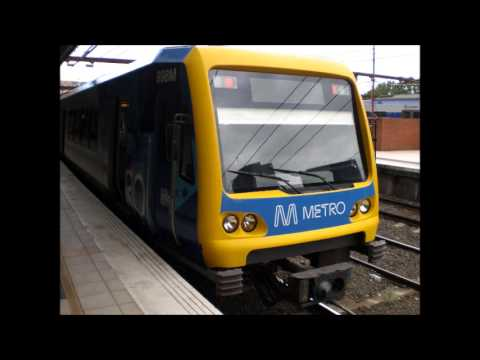 South Morang On-Board Announcement