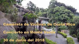 Camerata de Violines de Costa Rica - Concierto en Monteverde