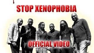 Suluman, Mathius, Pah Chihera, Sabastian & King Shaddy - Stop Xenophobia Official Video