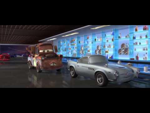 Pixar: Cars 2 - movie clip - Meet Finn McMissile (HD 1080p)