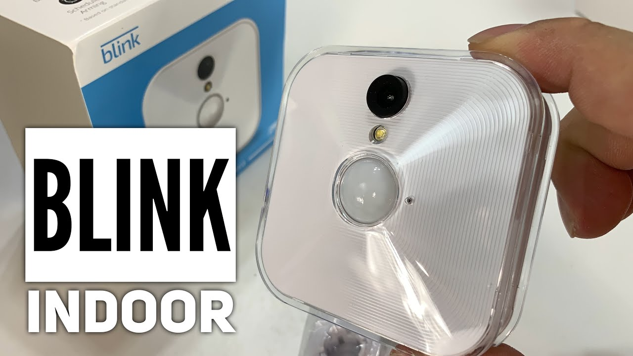 Blink Indoor Home Security Camera Review