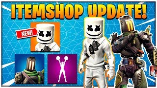 Fortnite ITEM SHOP COUNTDOWN NEW MARSHMELLO SKIN! - 31st January 2019 (Fortnite Item Shop Live)