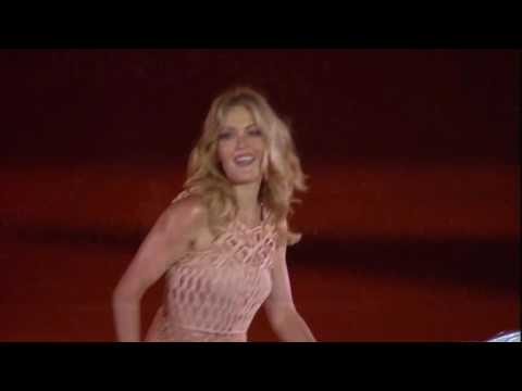 Amy Purdy in Paralympic Rio 2016 Opening Ceremony