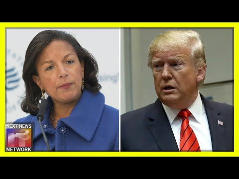 Susan Rice Just Accused Trump of the Unforgivable
