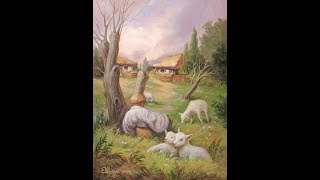 Top 10 Most Famous Paintings In The World | famous painting in the world | 1 Million Dots Painting