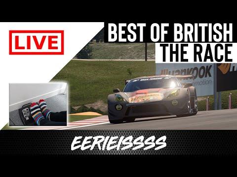 Gran Turismo Sport: Best of British event LIVE thumbnail