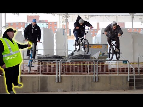 CONEY ISLAND NYC BMX ADVENTURE PT 2