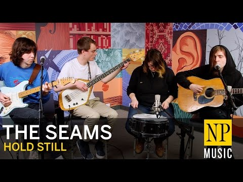 The Seams perform 'Hold Still' in the NP Music studio