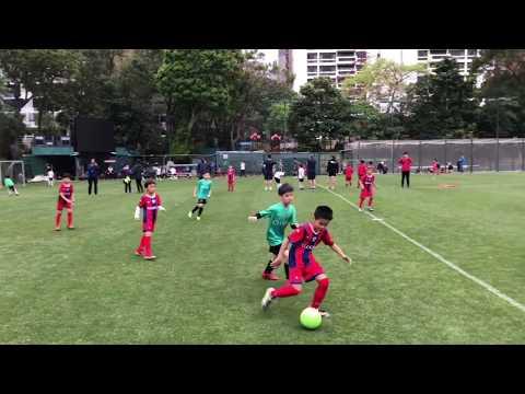 SDL U9 Championship Tournament semi-final: CFA vs AFA