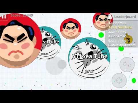 Epic Agario Mobile Gameplay! Massive 35k highscore