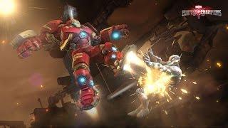 Marvel Contest of Champions: Hulkbuster Spotlight
