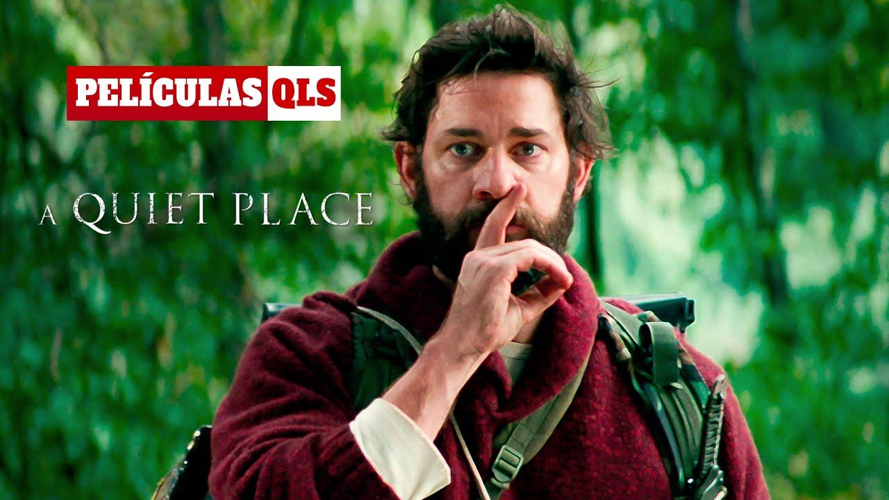 Peliculas QLS - Un Lugar en Silencio