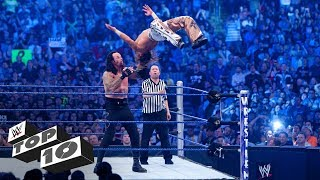 Marvelous mid-air reversals: WWE Top 10