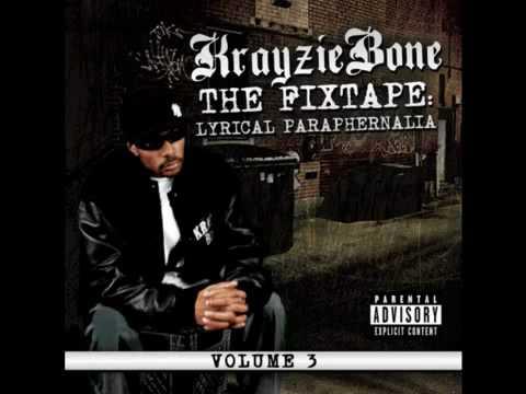 Krayzie Bone - Hard To Let Go w/ Lyrics