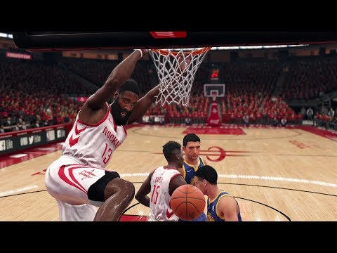 NBA LIVE 2018 Playoffs Golden State Warriors vs Houston Rockets Full Game 5 NBA Finals | NBA LIVE 18