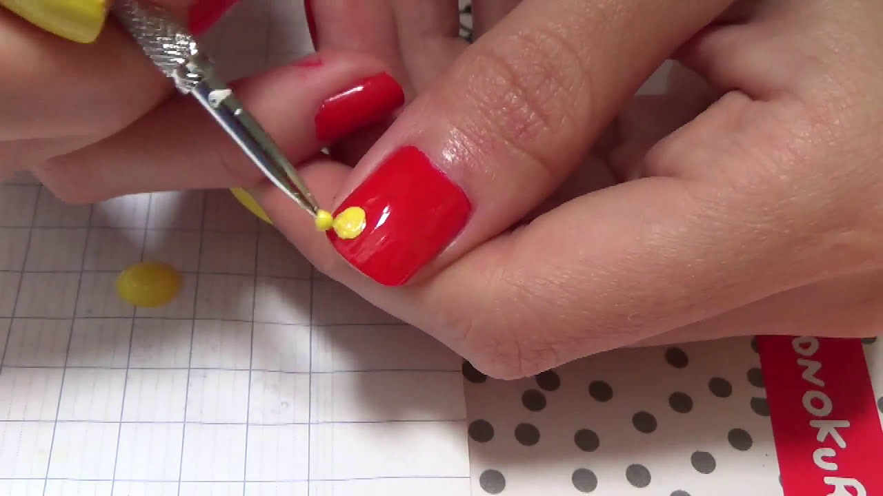 Simple Nail Art Designs for Beginners - Nail Art Designs Idea 2015 ...