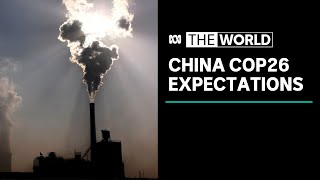 Pressure on China to reveal more ambitious climate targets at COP26 | The World