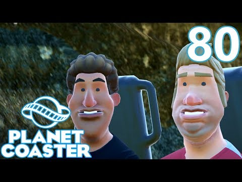 Planet Coaster - Part 80 - RIDING ALL THE RIDES! #2