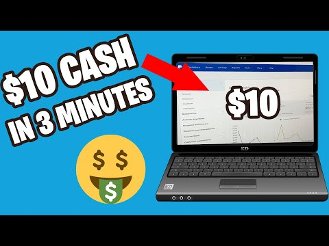 MAKE $10 CASH Every 10 Minutes (Make Money Online For Free!)