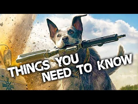 Far Cry 5: 10 Things You NEED TO KNOW