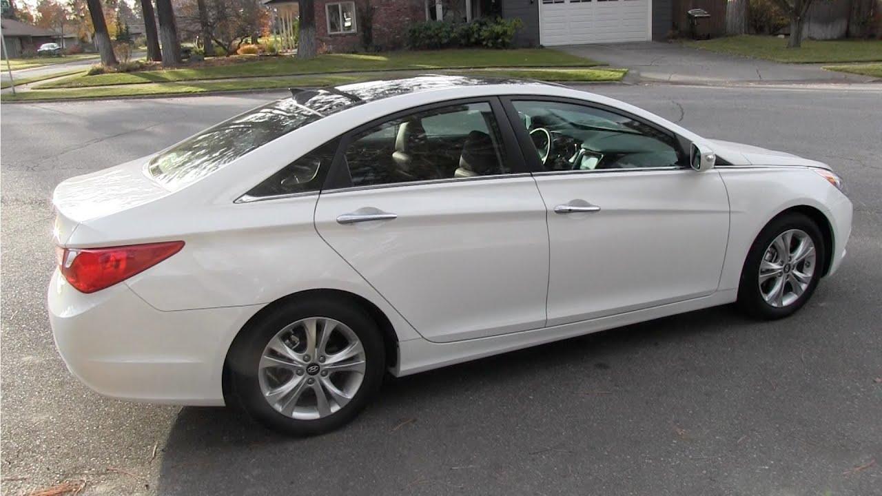 2013 Hyundai Sonata Review