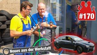 Daumen hoch für JP Performance | Subaru WRX STI mit losem Radlager & A3-Servolenkung für über 2000€?