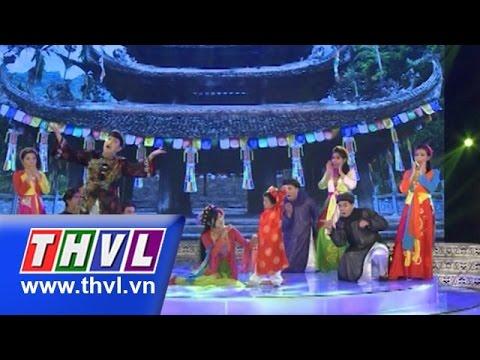 THVL | Danh hài đất Việt - Tập 10: Em đi chùa Hương, Bà Rằng bà Rí - Chuồn Chuồn Giấy