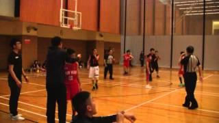2016 3  8 男子小學 漢華 vs 嘉道理 8