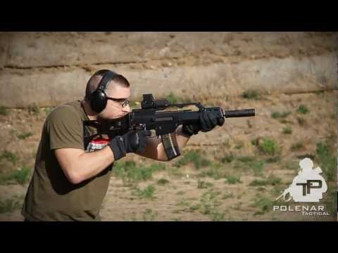 HK G36C Full Auto with Suppressor