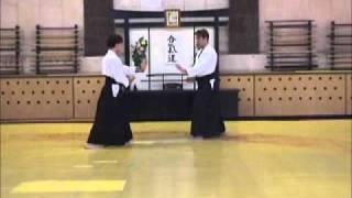 Базовая техника Айкидо 5 кю (Basic techniques of Aikido 5 kyu)