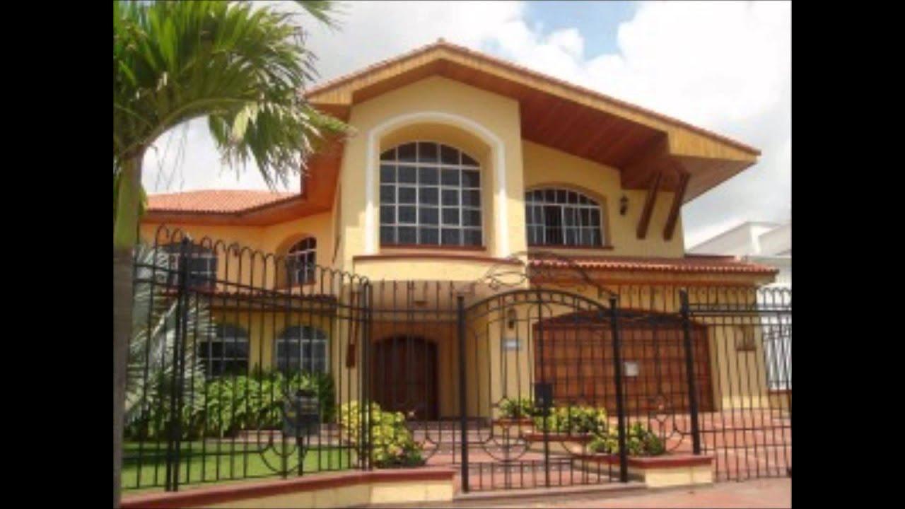 Tipos de viviendas youtube for Disenos de casas actuales