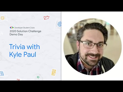 Solution Challenge Demo Day 2020 trivia
