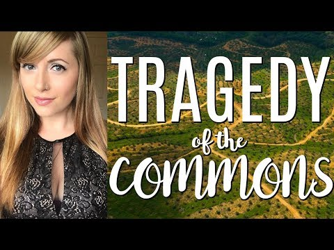 """The Tragedy of the """"Commons"""""""