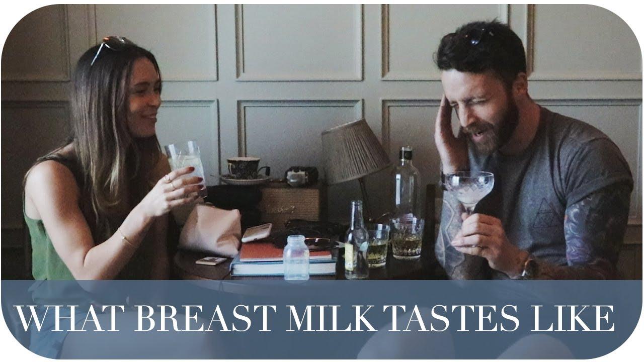 milk tits laden my Suck