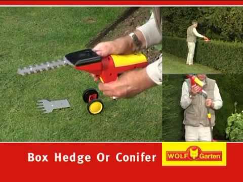 Акумулаторна ножица за трева WOLF GARTEN Power 60 #xcw_dDnz5Vs
