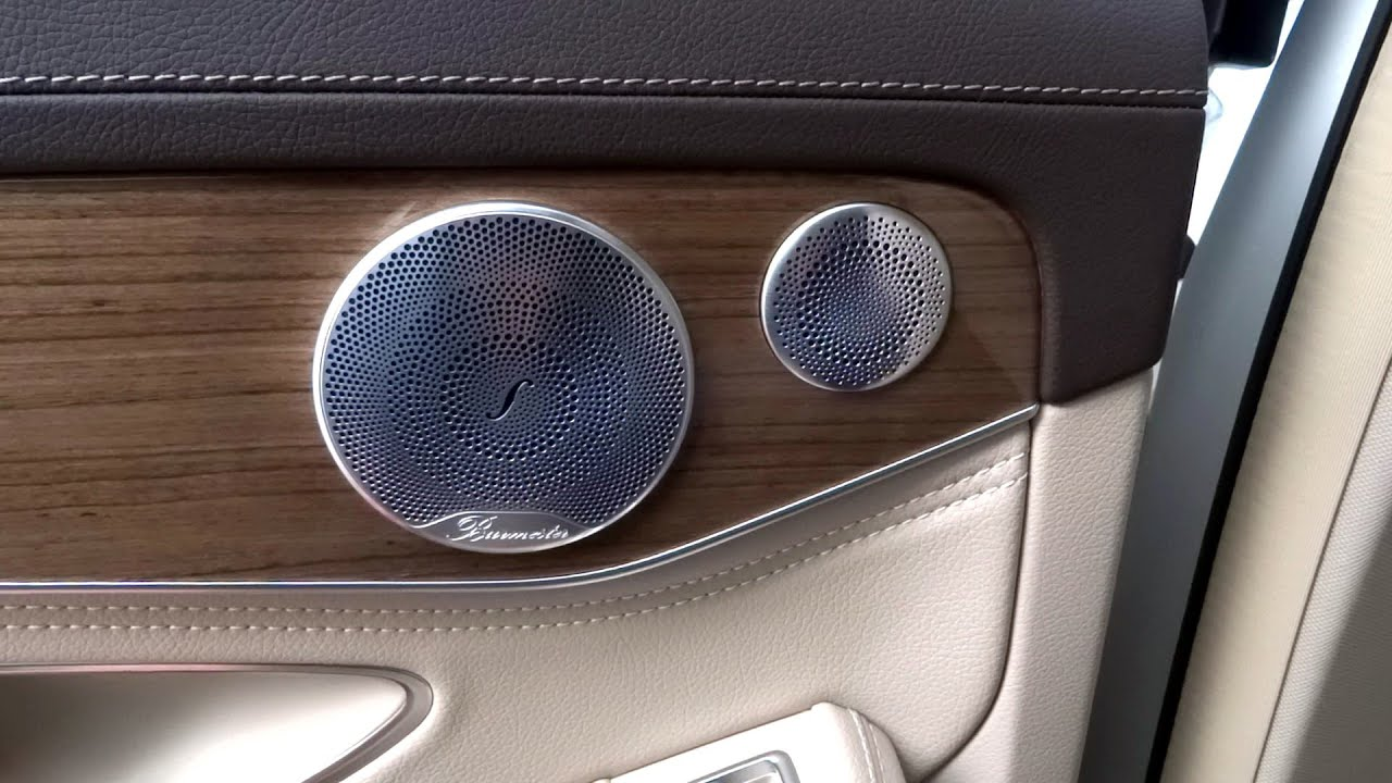 W205 mecedes benz c class q a burmester audio sound system for Mercedes benz c300 sound system