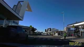 MELBOURNE SUBURBS,  Australia  -  4K  Driving through LYNDHURST