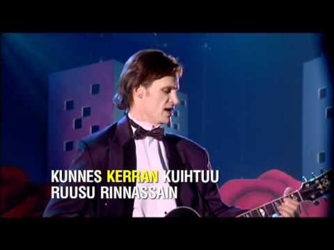 Pulkkinen - Ruusulaulu (Karaoke)